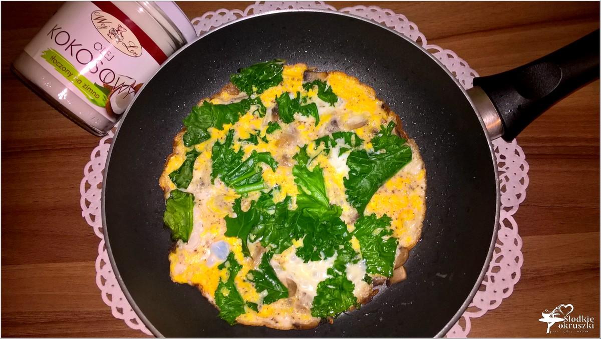 Lekki omlet