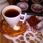 Piernikowe mini keksy i pyszna kawa