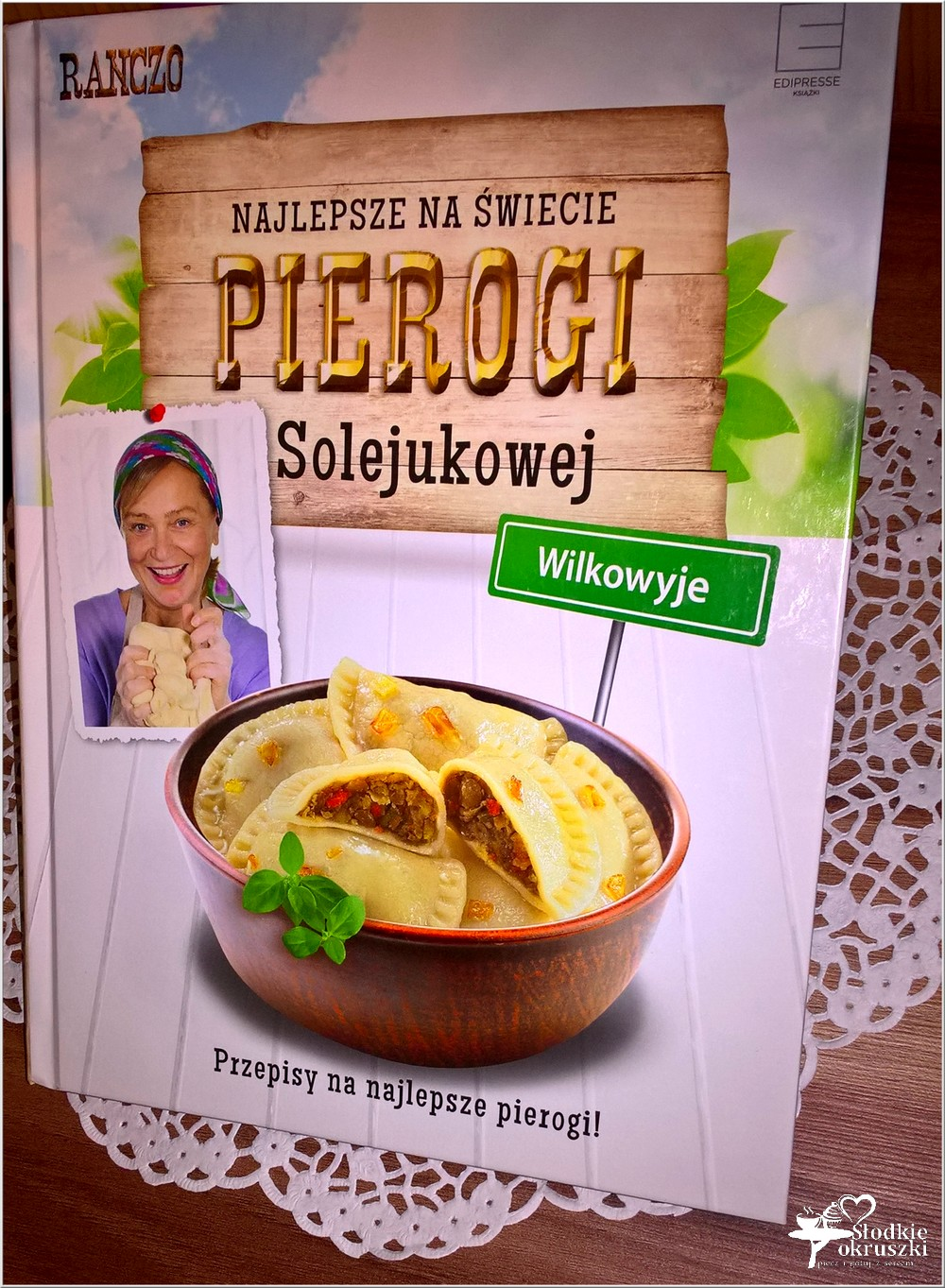 Pierogi Solejukowej. Przepisy na najlepsze pierogi. Recenzja (1)
