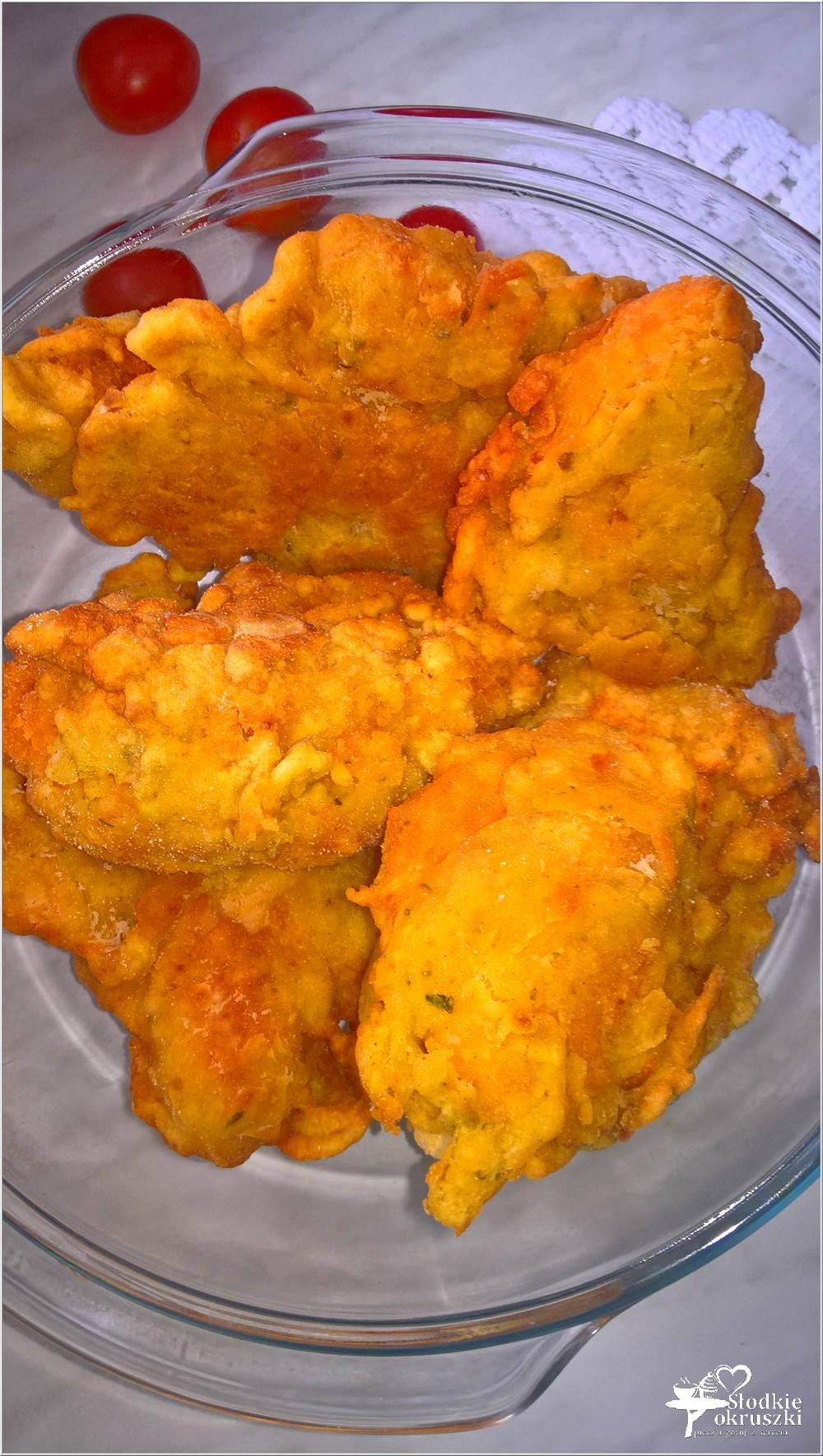Polędwiczki z kurczaka w chrupiącej panierce (1)