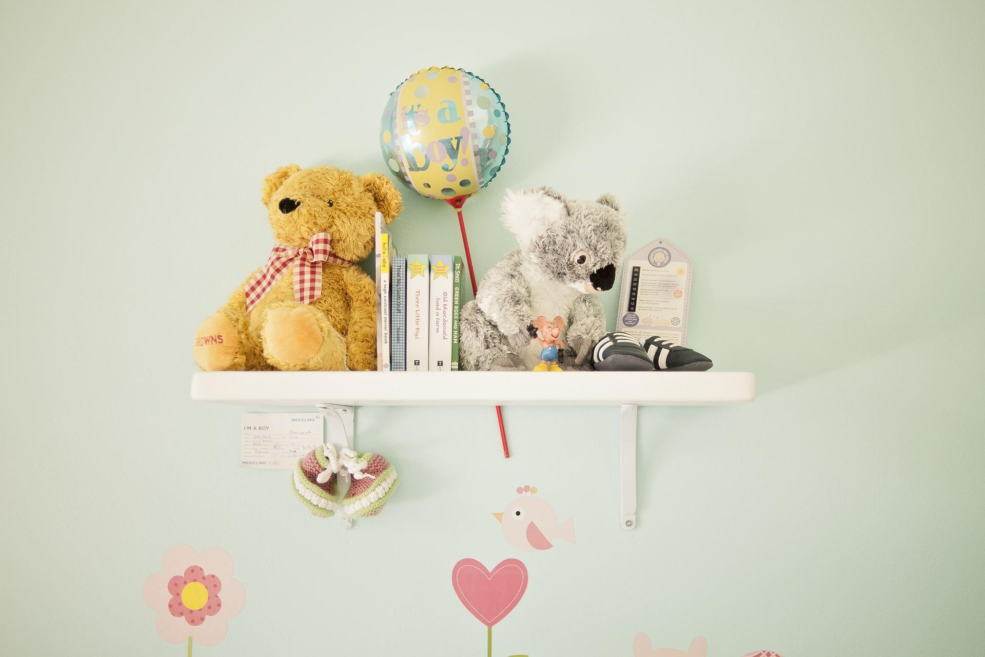 półeczka dla dzieci