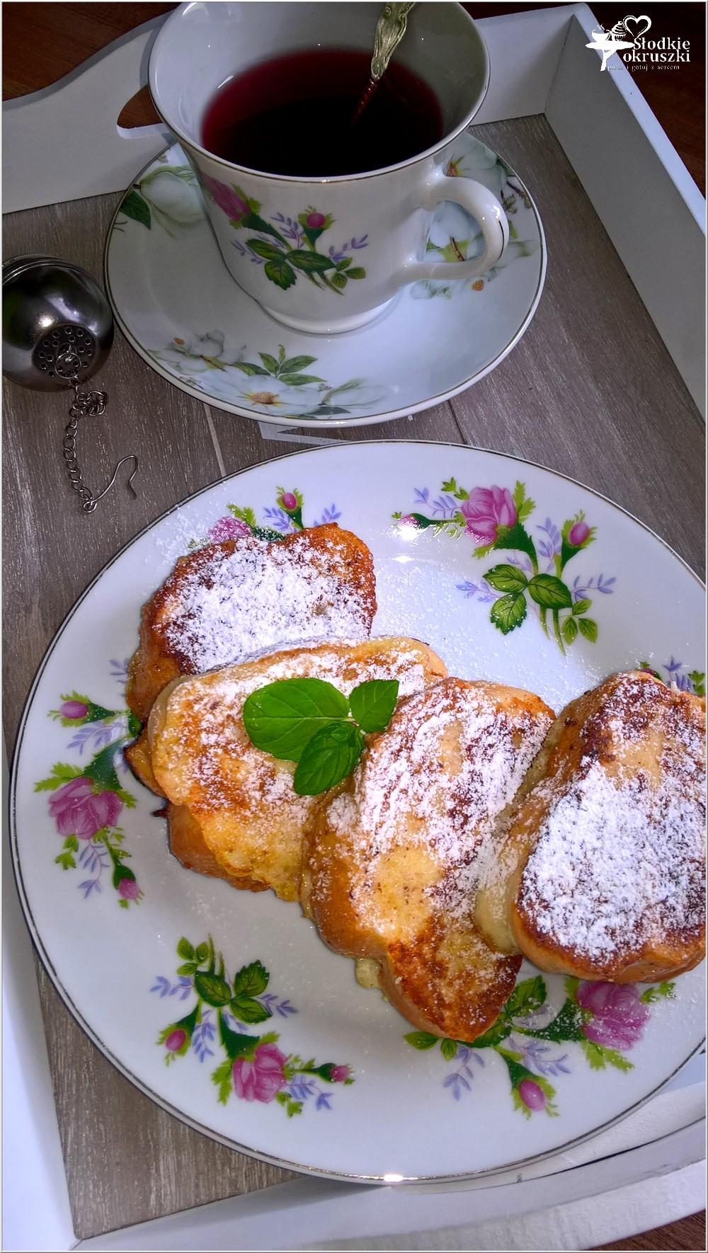 Cynamonowa chałka po francusku i łyk słodkiej wiśni (4)