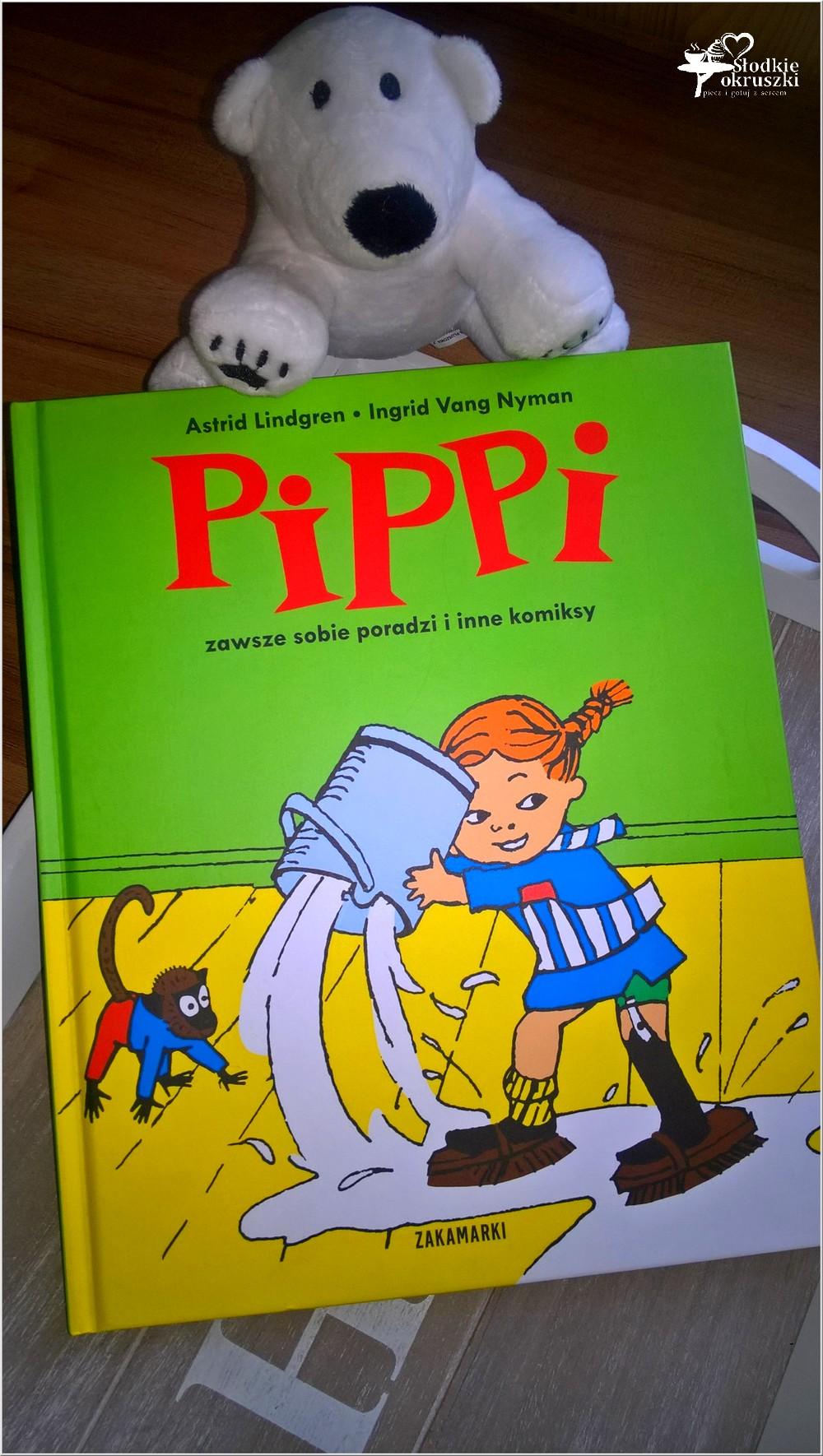 Pippi zawsze sobie poradzi i inne komiksy. Recenzja (1)