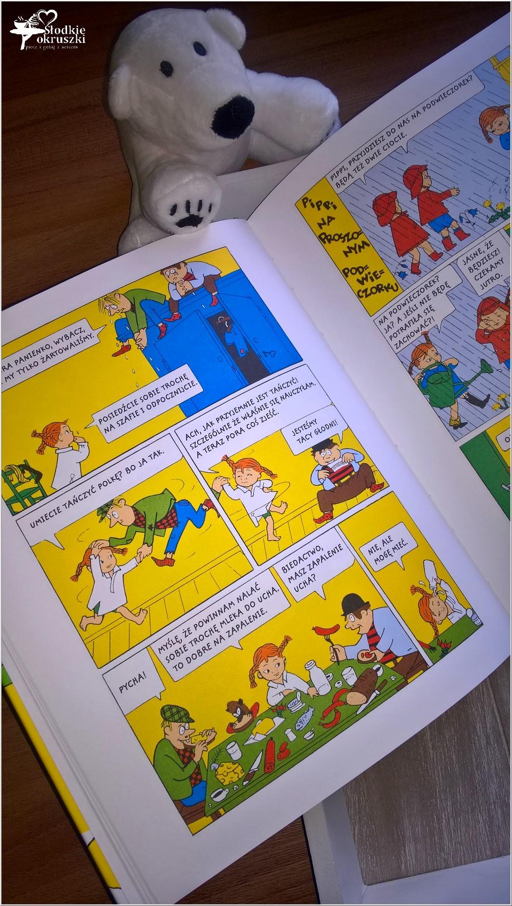 Pippi zawsze sobie poradzi i inne komiksy. Recenzja (3)