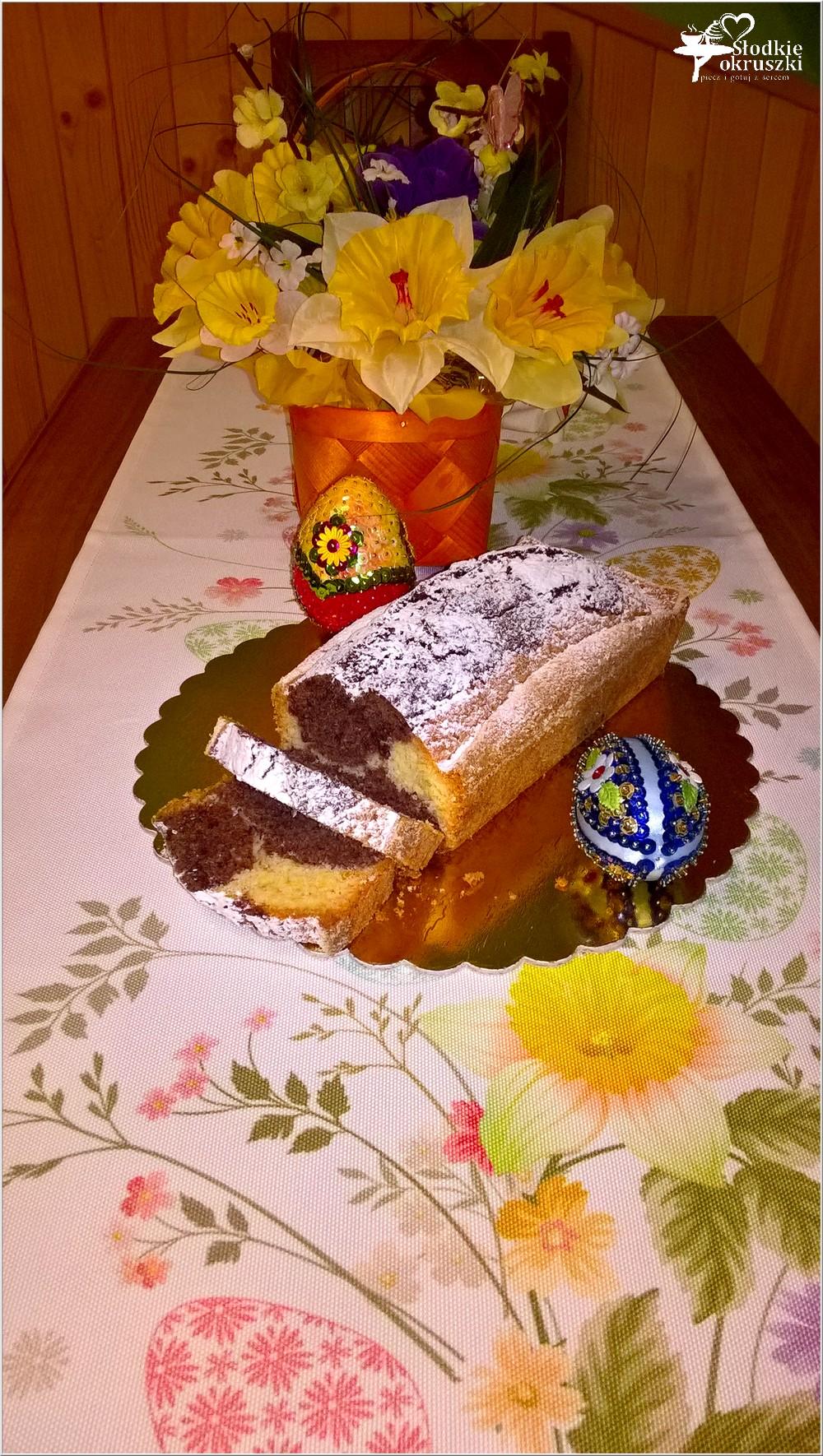 Szybka babka śmietankowo-kakaowa na świąteczny stół (4)