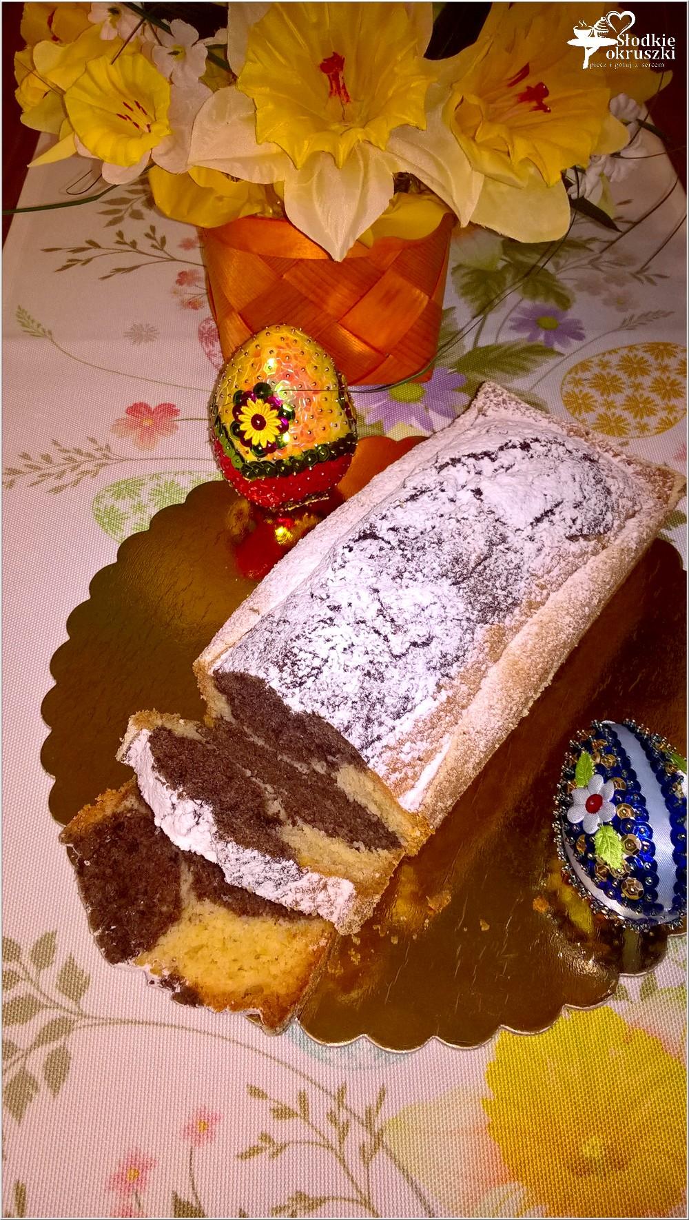 Szybka babka waniliowo-kakaowa na świąteczny stół (6)