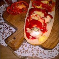 Szybka zapiekanka z suszonymi pomidorami (2)