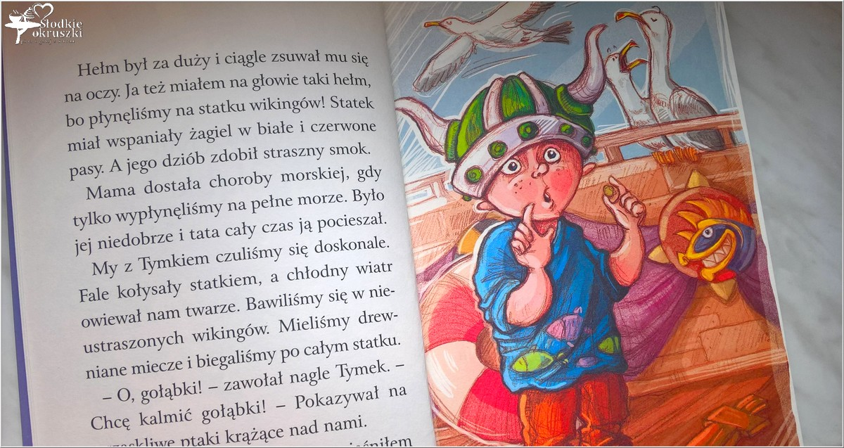 Akcja Morze Książka dla dzieci Recenzja (1)
