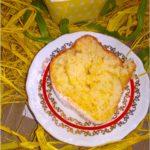 Cytrynowa mini babka (na oleju rzepakowym)