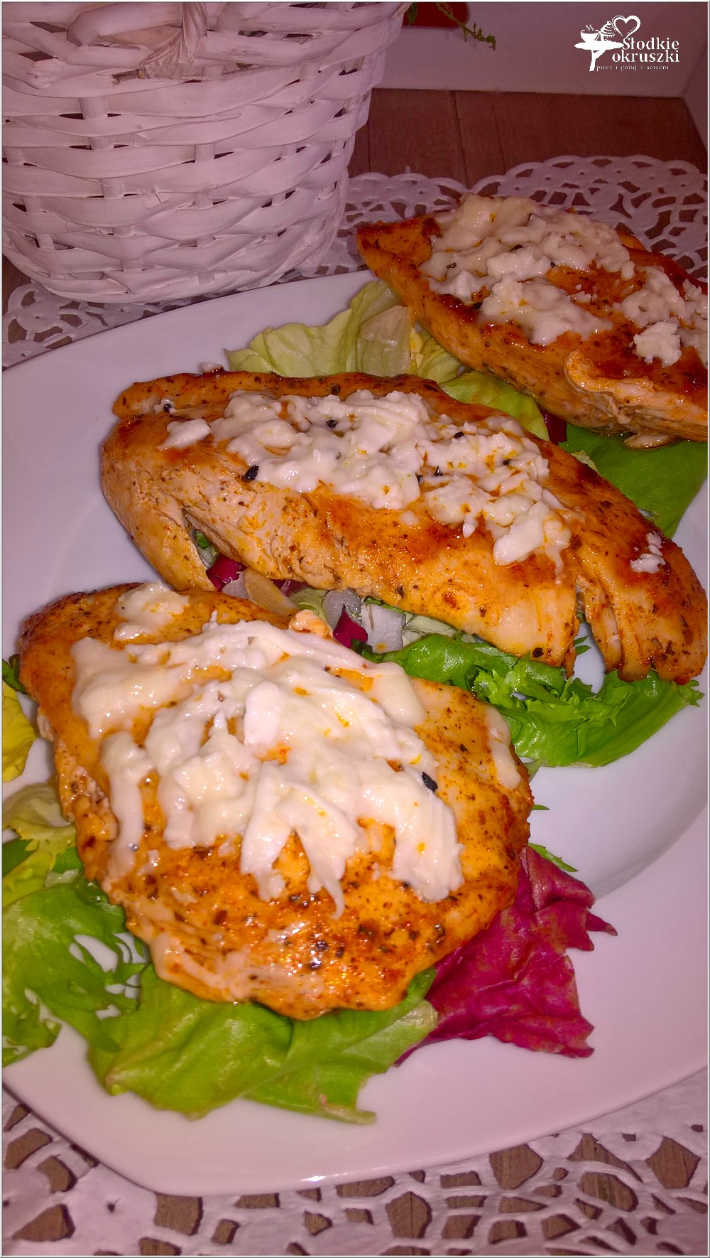 Grillowane piersi z kurczaka z serem korycińskim (4)