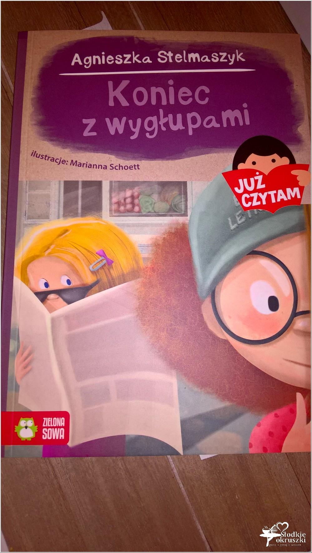 Koniec z wygłupami. Recenzja książki dla dzieci