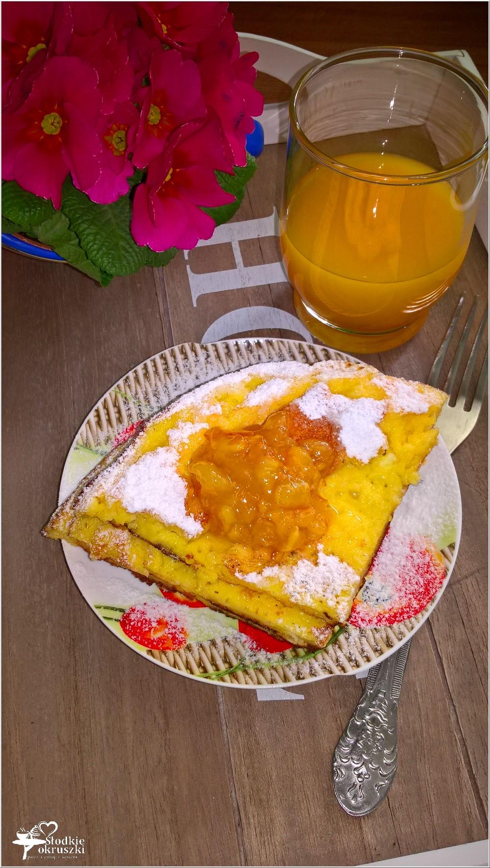 Mandarynkowy omlet śniadaniowy (2)