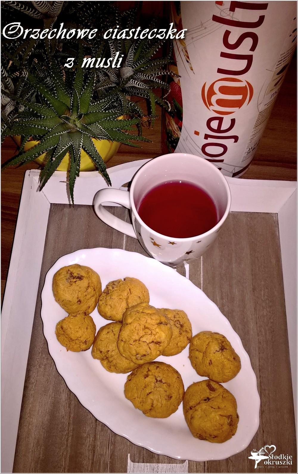 Orzechowe ciasteczka z musli (szybkie) (3)