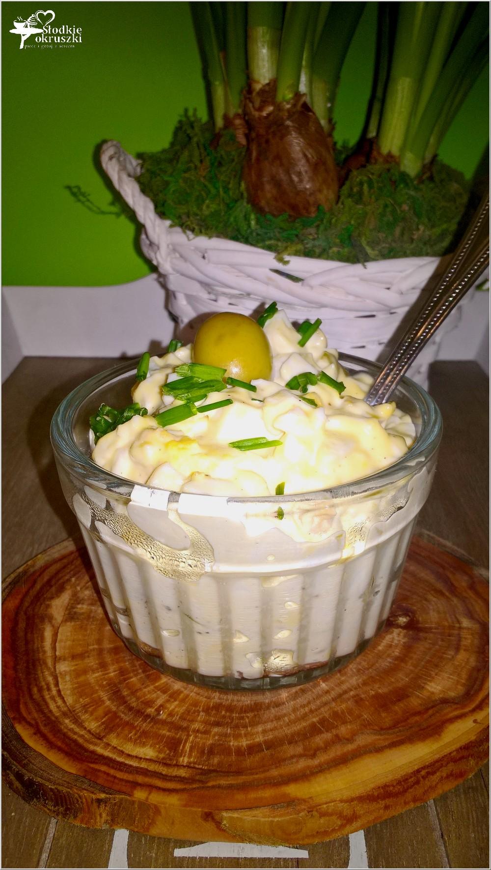 Pasta kanapkowa z oliwkami (2)