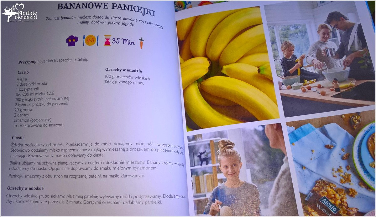 Rodzinna Kuchnia Lidla Słodkie Okruszki