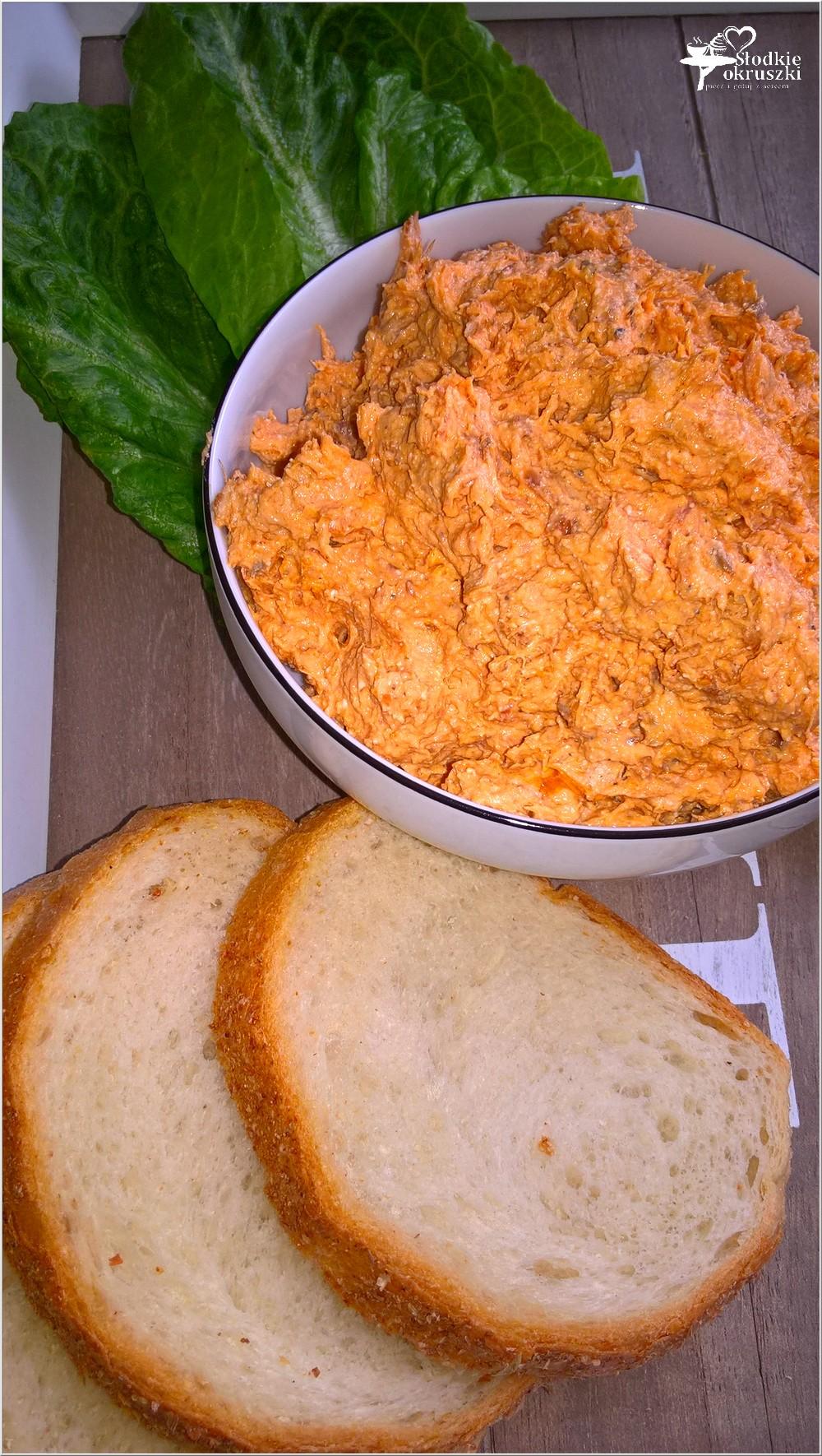 Rybna kremowa pasta kanapkowa z prażoną cebulką (2)