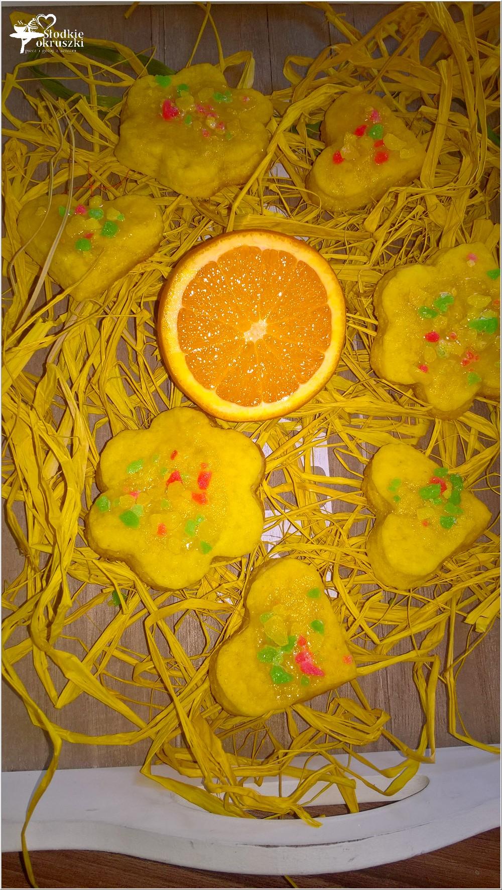 Wiosenne herbaciane ciasteczka (2)