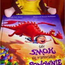 Niezwykła książka dla dzieci. Gdy smok się wprowadza ponownie (1)