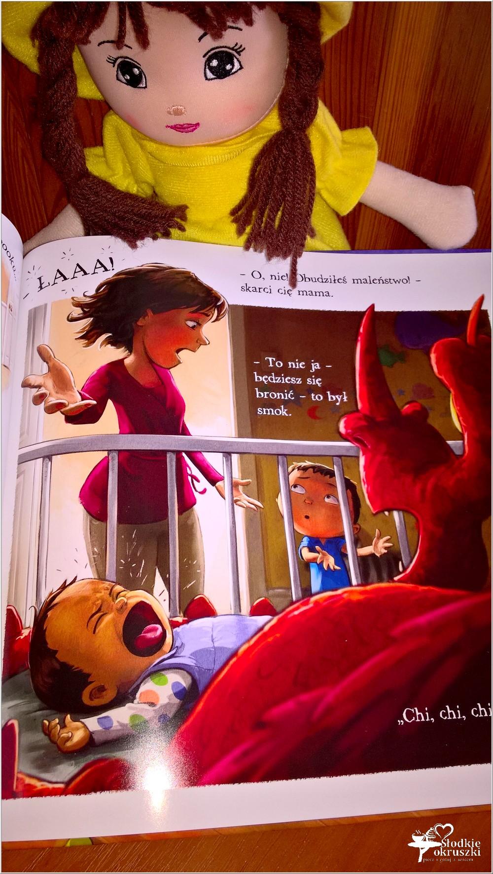 Niezwykła książka dla dzieci. Gdy smok się wprowadza ponownie (3)