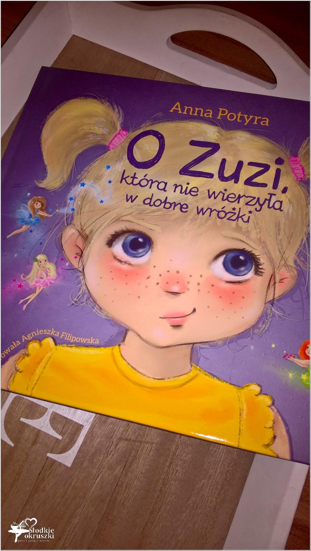 O Zuzi, która nie wierzyła w dobre wróżki. Recenzja (1)