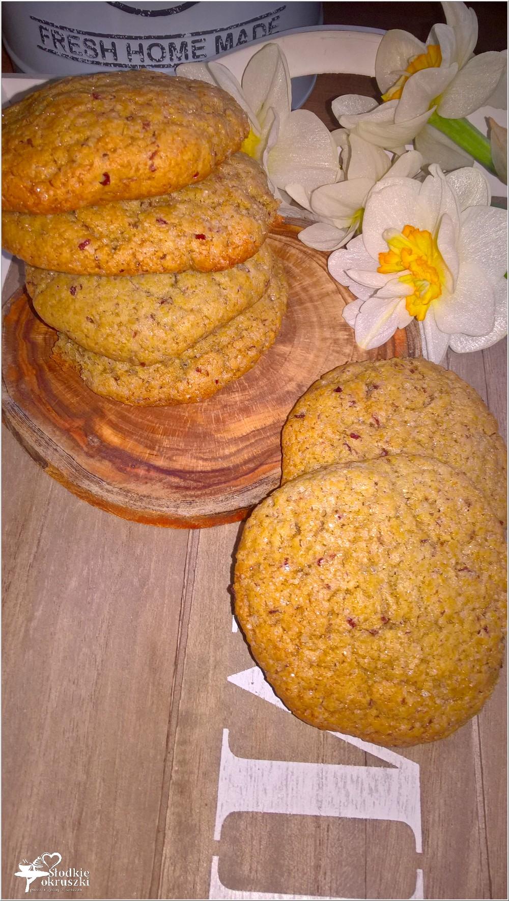 Orzechowo-chałwowe ciasteczka (1)