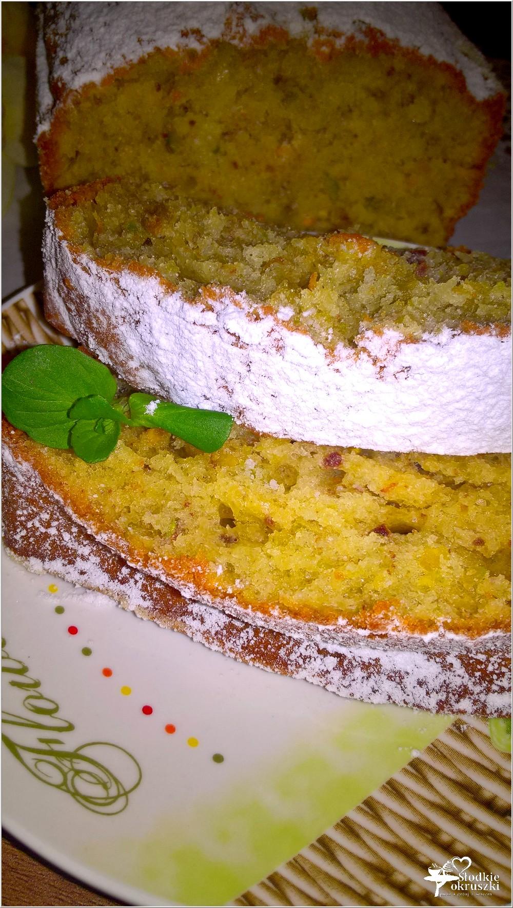 Pistacjowe ciasto na jogurcie (3)