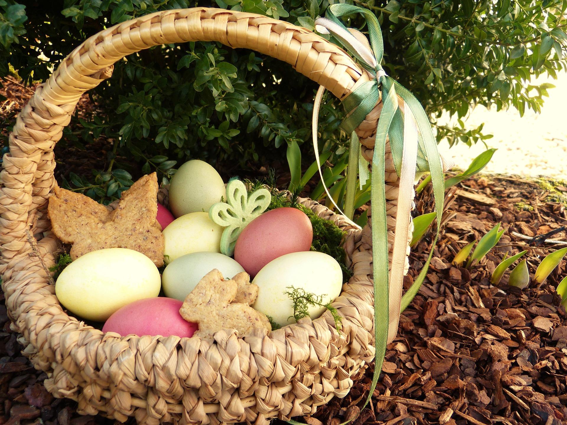 Przygotowanie do Świąt Wielkanocnych (1)