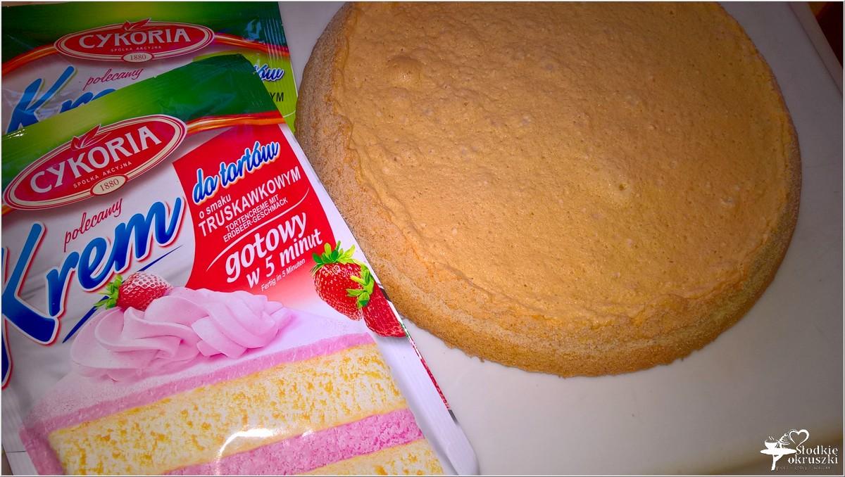 Truskawkowo-cytrynowy tort na 5 urodziny (3)