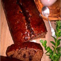 Wilgotne ciasto czekoladowo-owocowe (szybkie) (1)