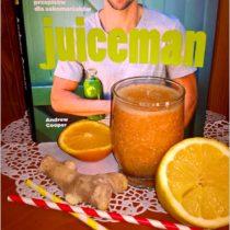 Koktajl na odporność wg Juicemana + recenzja książki (1)