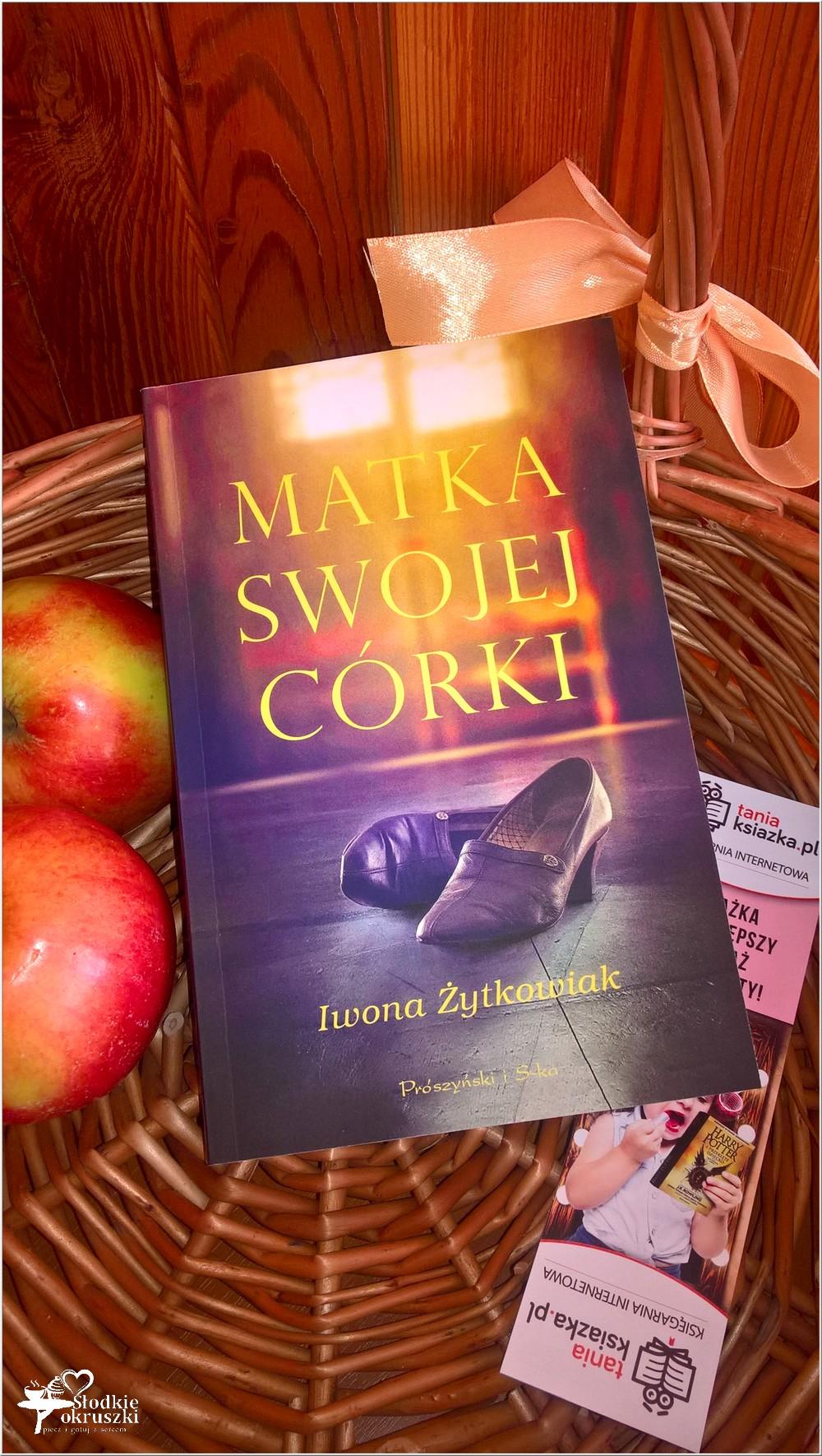 Matka swojej córki. Recenzja książki Iwony Żytkowiak.