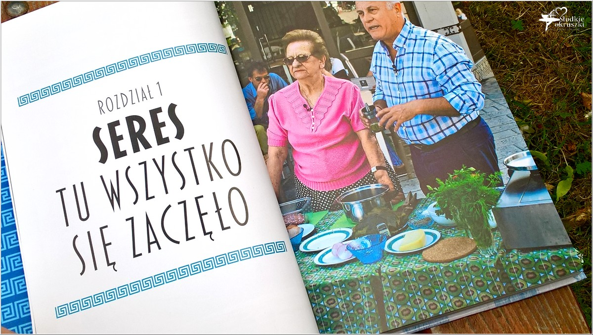 Filozofia smaku Kulinarna podróż po Grecji. Recenzja (2)