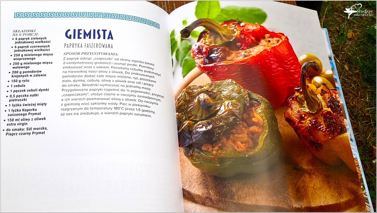 Filozofia smaku Kulinarna podróż po Grecji. Recenzja (6)