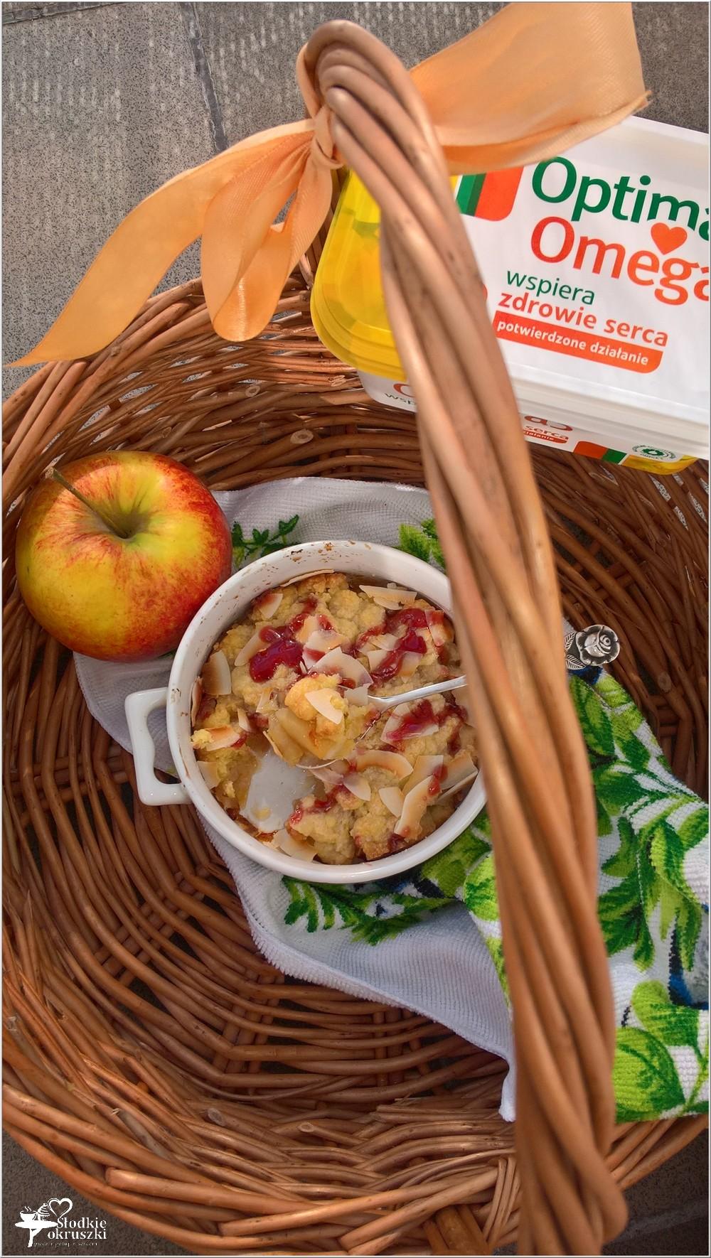 Jabłka pod (o)mega kruszonką (1)