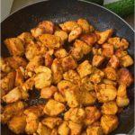 Najłatwiejsze ziołowe kurczaczki na obiad lub do sałatki