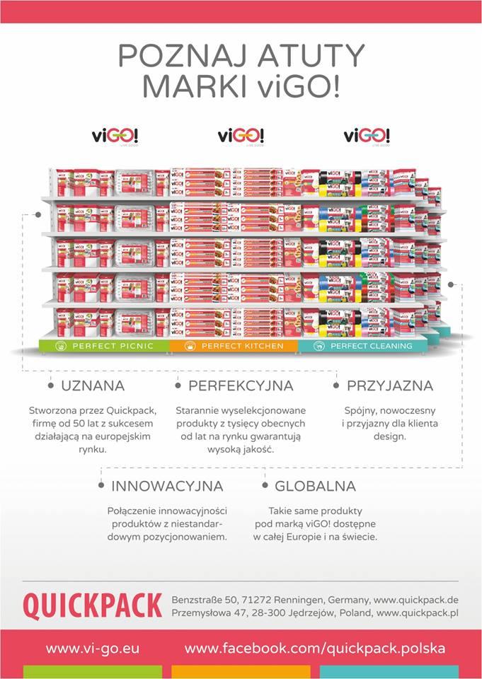 Produkty marki vi-GO