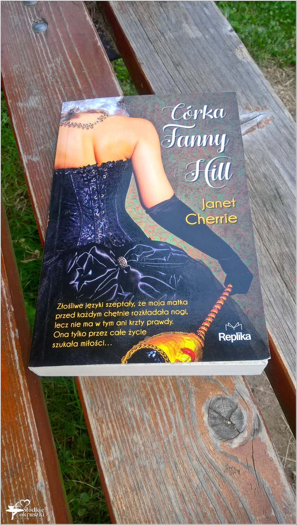Córka Fanny Hill. Janet Cherrie (1)