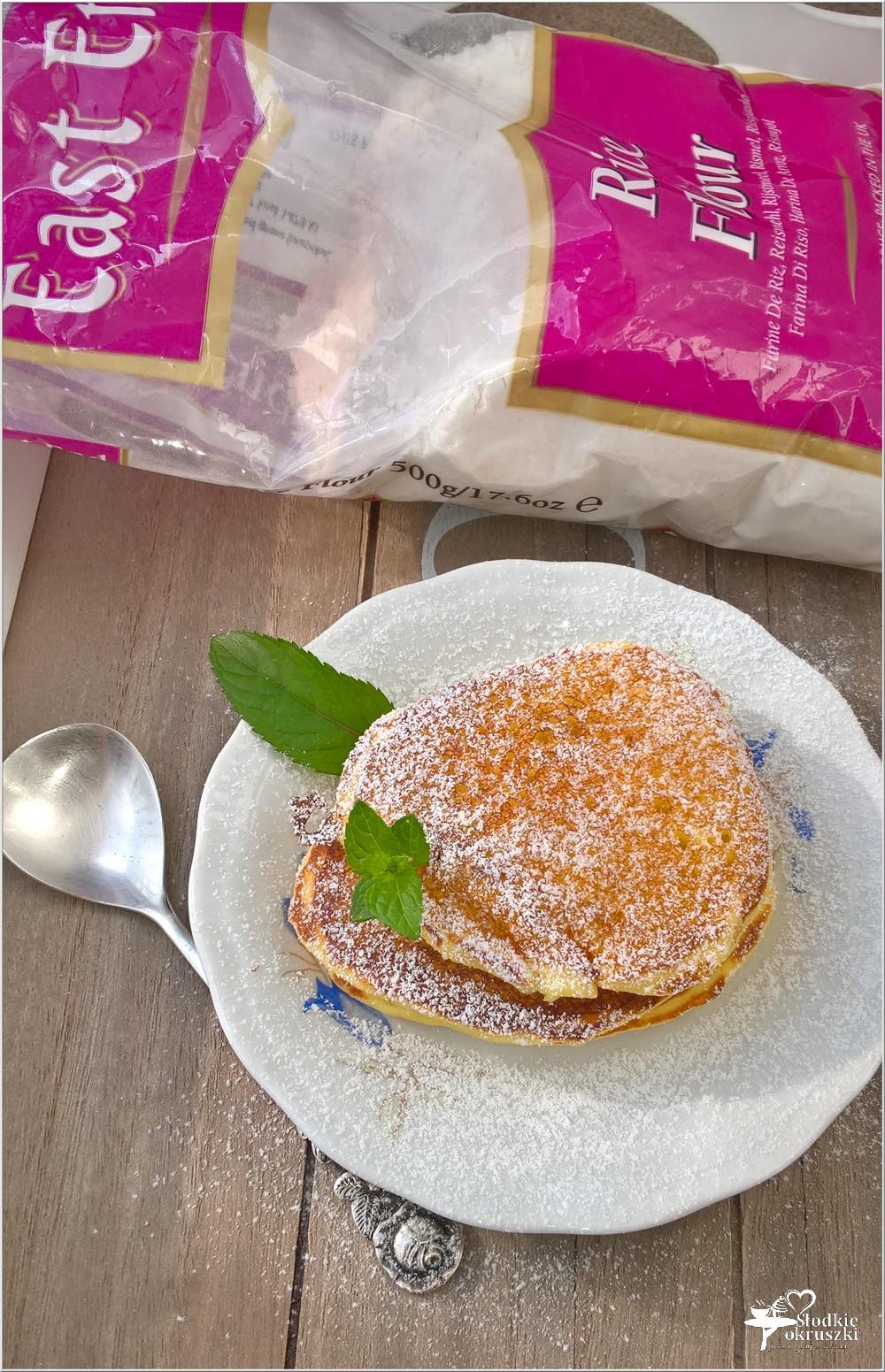 Delikatne waniliowo-ryżowe placuszki (na mące ryżowej) (5)