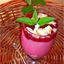 Kremowy deser herbaciano-owocowy (3)