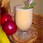 Herbaciano-owocowe smoothie