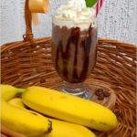 Letnie przebudzenie – kawa daktylowo bananowa