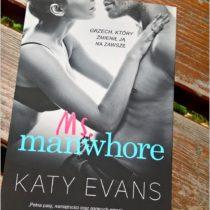 Ms manwhore Kate Evans Recenzja
