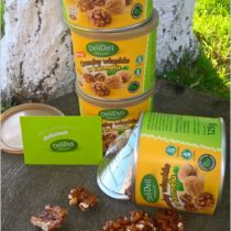 Orzechy włoskie w karmelu DeliDeli - idealne na każdą okazję (1)