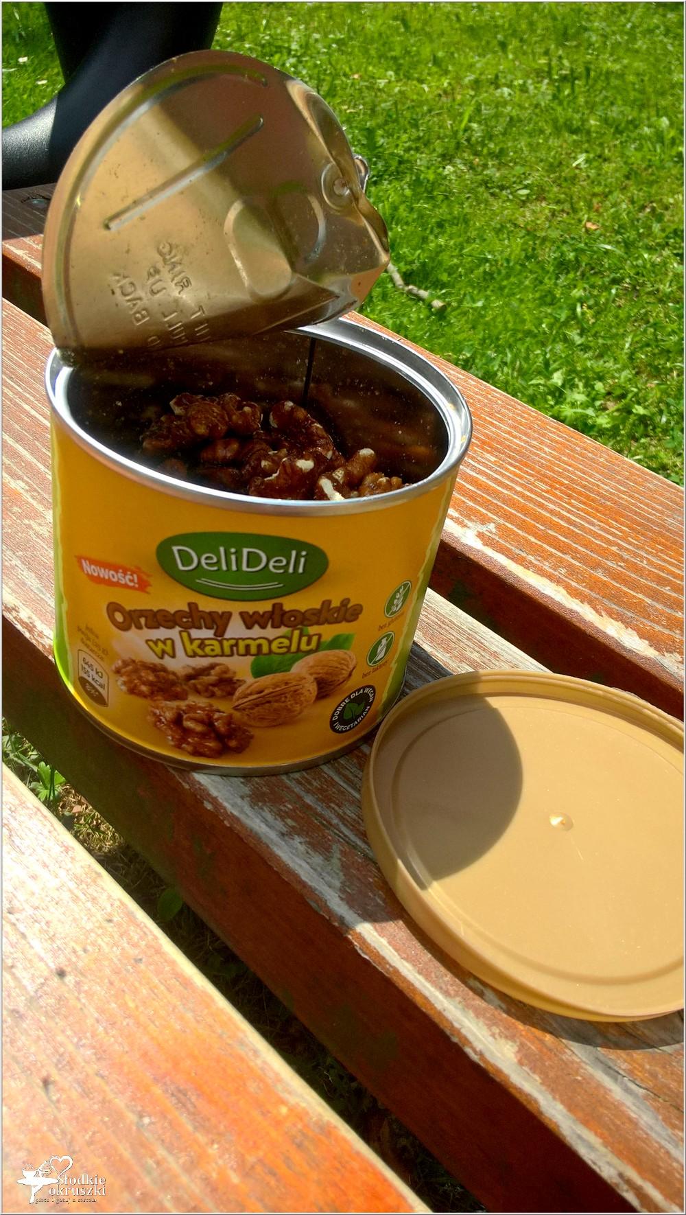 Orzechy włoskie w karmelu DeliDeli - idealne na każdą okazję (4)