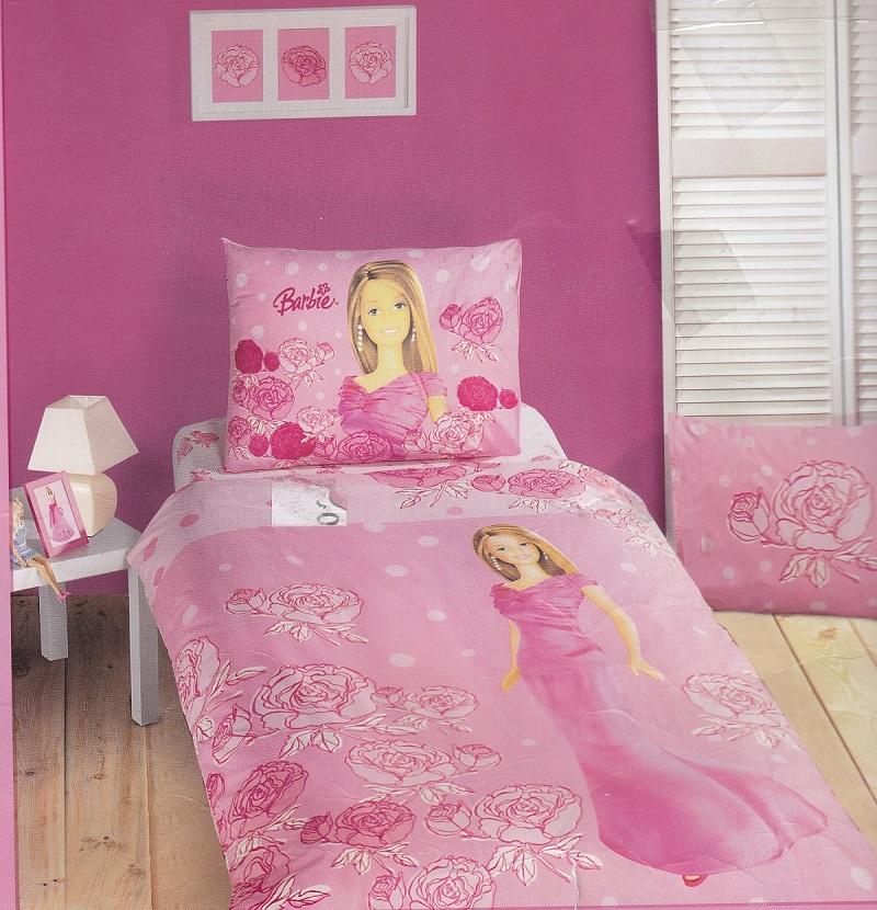 Pościel dziecięca 135x200 Barbie