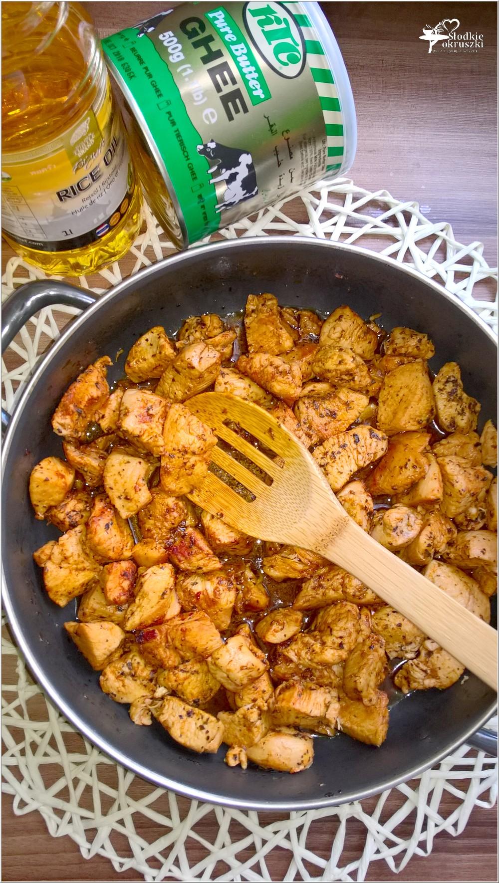 Soczyste kawałki kurczaka. Obiad w kilka chwil (2)