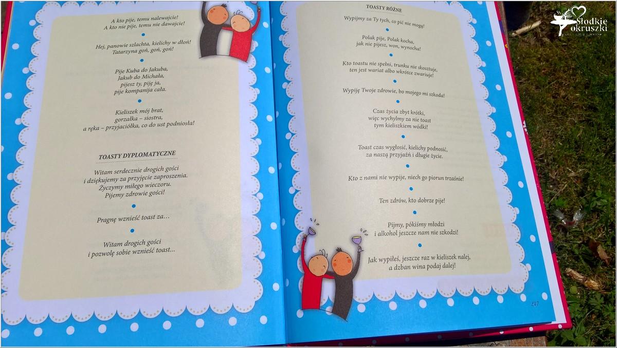 Wielka Księga Życzeń i Toastów. Wyd. Martel (3)