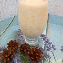 Zdrowy shake bananowy (z olejem kokosowym) (1)
