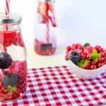 3 propozycje na domowe wody smakowe