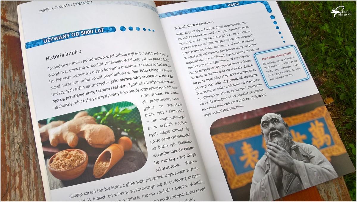 Aromatyczne przyprawy. Imbir, kurkuma, cynamon (2)